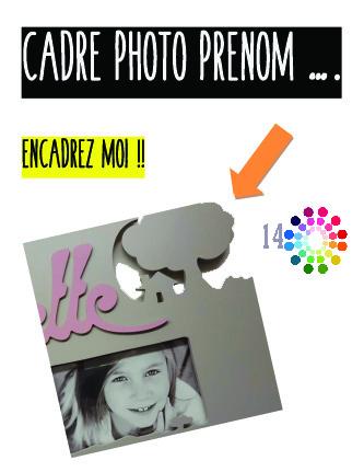 Cadre multi photo